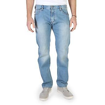 Armani Jeans Bărbați Original All Year Jeans Blue Color - 58358