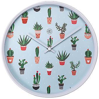 nXt - Ø 30 cm - Plastic - Green - 'Cactus'