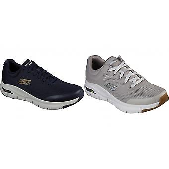 Skechers Mens Arch Fit Sports Trainer