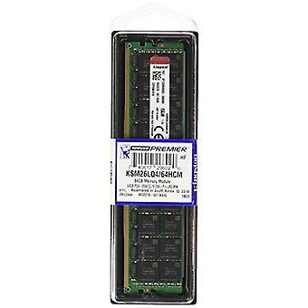 Kingston 64 GB de memoria