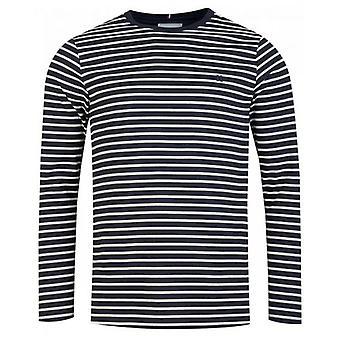 Les Deux Sailor Stripe Long Sleeved T-Shirt