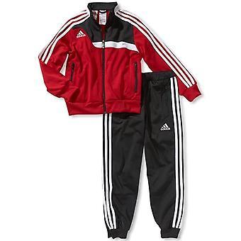 Adidas Junior Tiro Poly Tracksuit