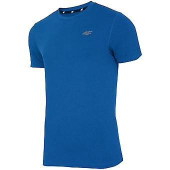 4F H4L19 TSMF002 H4L19TSMF002デニムトレーニング夏の男性Tシャツ