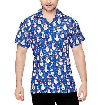 Club cubana men's regular fit classic short sleeve casual shirt ccx39
