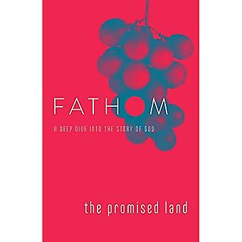 Fathom Bible Studies: The Promised Land Student Journal: A Deep Dive Into the Story of God (Fathom Bible Studies)