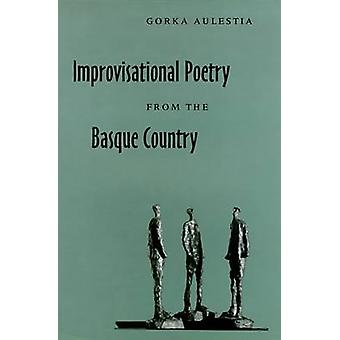 Improvisational Poetry From The Basque Country by Gorka Aulestia - 97