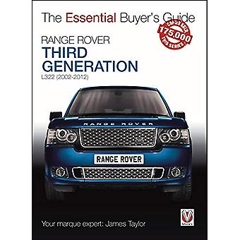 Range Rover - Third Generation L322 (2002-2012) by James Taylor - 9781