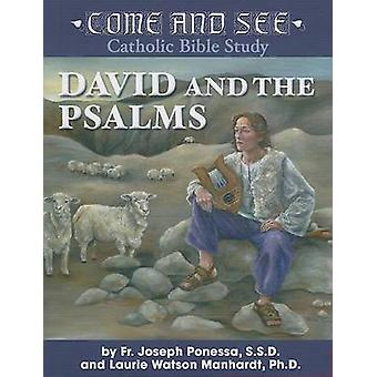 David and the Psalms by Fr Joseph Ponessa - 9781931018371 Book