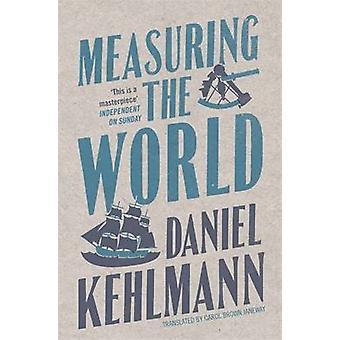 O mundo de Daniel Kehlmann - livro 9781847241146 de medição