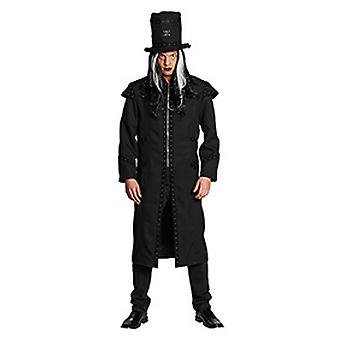 Ciemny Dodger męskie undertaker Korona Grabarz kostium na Halloween