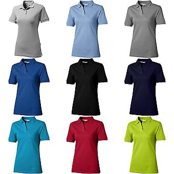 Slazenger Womens/dames Forehand manches courtes Polo