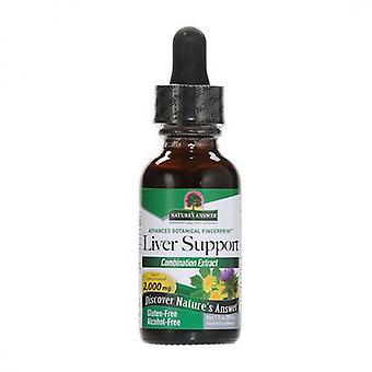 Nature's Answer Liver Support 30ml 1450