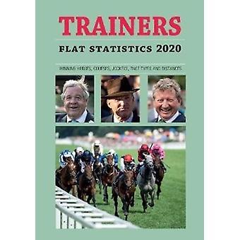 Trainers Flat Statistics 2020 by Craig Thake