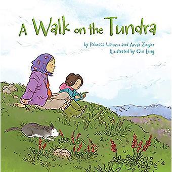A Walk on the Tundra by Rebecca Hainnu - 9781772271850 Book