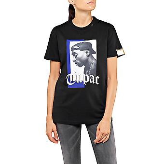 Replay Frauen's Tribute Tupac Limited Edition T-Shirt