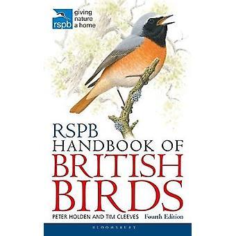 RSPB Handbook of British Birds by Tim Cleeves - 9781472965509 Book