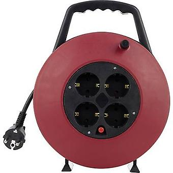 REV 008818 Cable reel 10.00 m PG plug