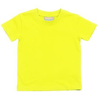 Larkwood Baby/Childrens Crew Neck T-Shirt / Schoolwear