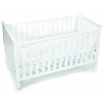 Breathable Baby Mesh Cot/Cotbed Liner 2 Sided