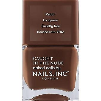 Nails inc Caught In The Nude Nail Polish Collection - Hawaii Beach 14ml