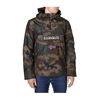 Napapijri - Clothing - Jackets - RAINFOREST_NP0A4E59F841 - Men - darkolivegreen,darkgreen - L