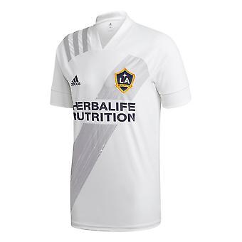 2020-2021 LA Galaxy Hem Skjorta