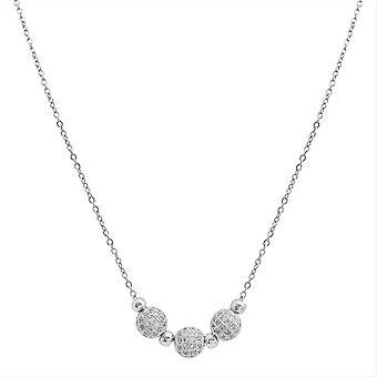 Edforce necklace and pendant 541-0043-N - Women's necklace and pendant
