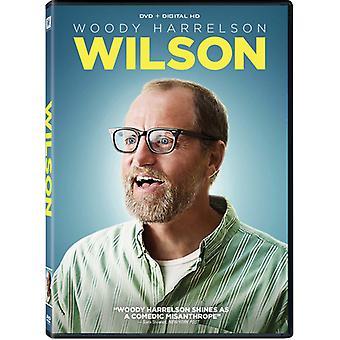 Wilson [DVD] USA import