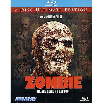 Zombie-Ultimate Edition [BLU-RAY] USA import