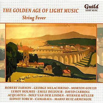 String Fever [CD] USA import