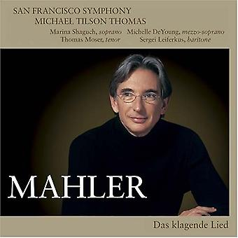 G. Mahler - Mahler: Das Klagende Lied [CD] USA import