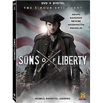 Sons of Liberty [DVD] USA import