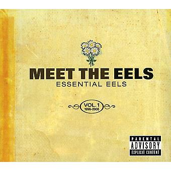 Eels - Vol. 1-Meet the Eels: Essential Eels 1996-2006 [CD] USA import
