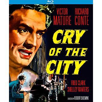 Grito de la importación de los E.e.u.u. [Blu-ray] (1948) de la ciudad