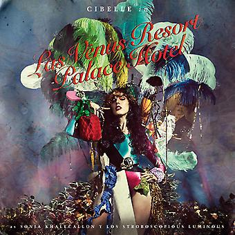 Cibelle - Las Venus Resort Palace Hotel [CD] USA import