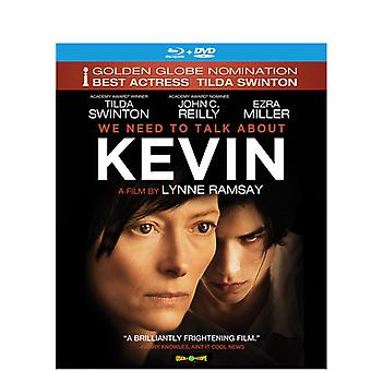 We Need to Talk About Kevin [BLU-RAY] USA import