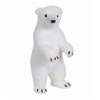 Standing Snow Bear