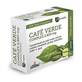 Green Coffee Complex 2800 mg 60 capsules