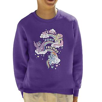 My Little Pony migliori Pony Amici Kid's Sweatshirt