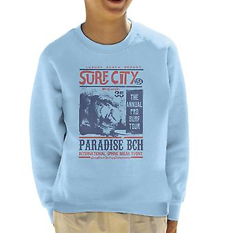 London Banter Surf City Kid ' s camisola
