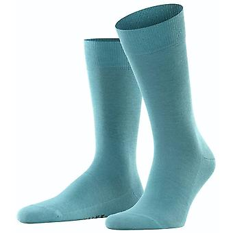 Calzini per famiglie Falke - Aquamarine Blue