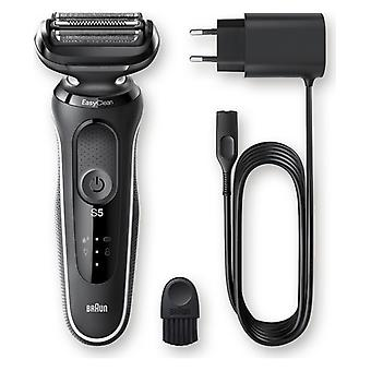 Rechargeable Electric Shaver Braun 50-M1000s 3.6V Black