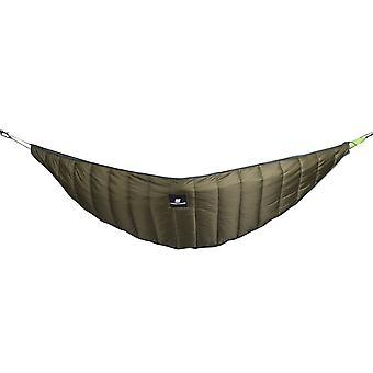 Lätt full längd hängmatta (armén grön)