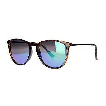 نظارات شمسية Unisex Cat.3 بني الأزرق / الأخضر (AMU19200 C)