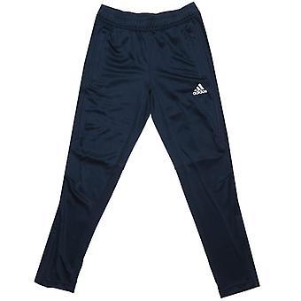 Boy's adidas Junior Tiro 17 Trainingshose in Blau