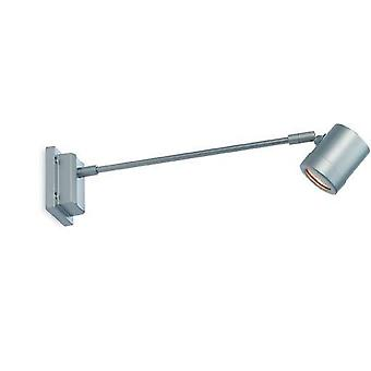 Firstlight Aero - 1 Light Sign Light Aluminium IP55, GU10