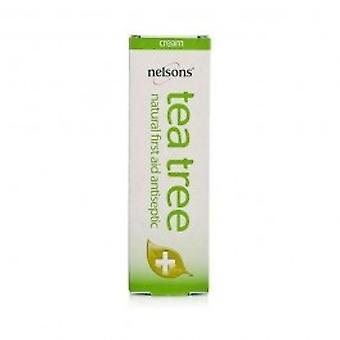 Nelsons - Tea Tree Cream -  Natural First Aid Antiseptic