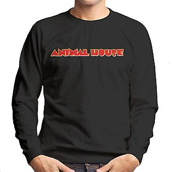 Animal House Classic Red Logo Men's Sweatshirt