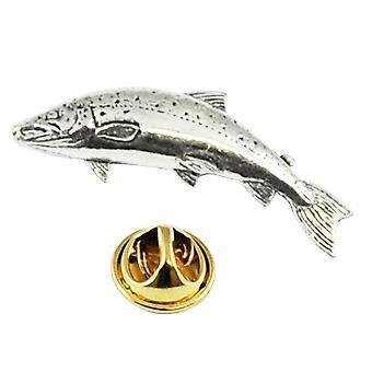 Δεσμοί Πλανήτης Μικρό Σολομός Ψάρια Πηούτερ Πείπον Pin Badge Badge