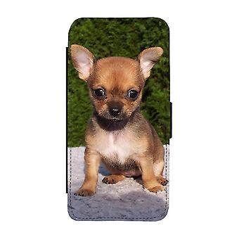 Chihuahua Valp Samsung Galaxy S9 Plånboksfodral